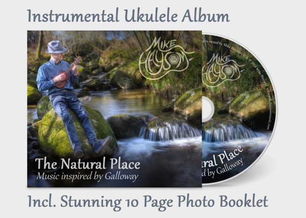 Mike haysom the natural place cd