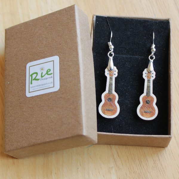 dark-wood-ukulele-earrings