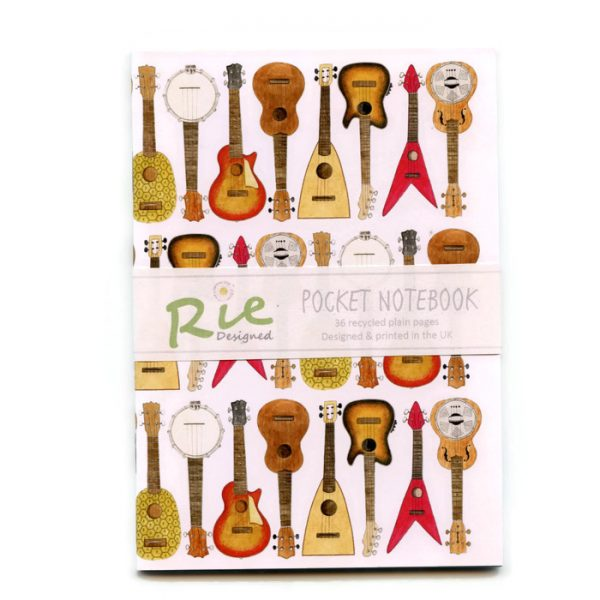 Ukuleles-notebook