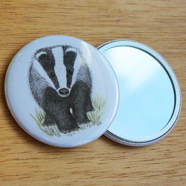 badger pocket mirror