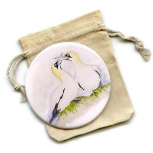 Gannets Pocket Mirror