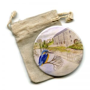 Kingfisher Mill on the Fleet Mirror 1