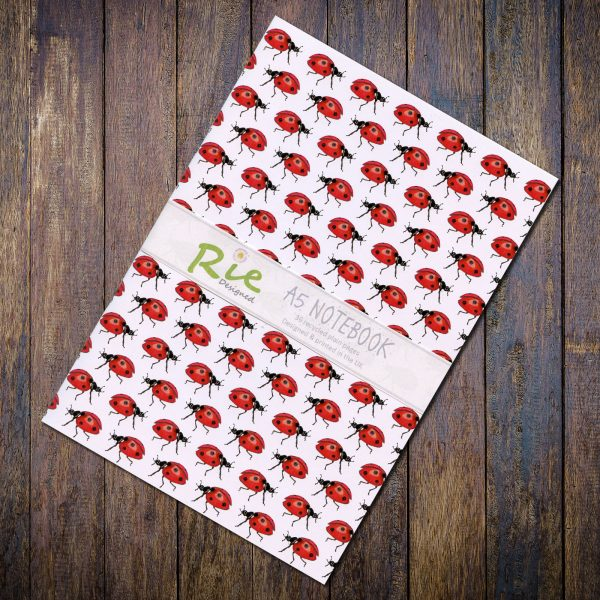ladybird a5 notebook