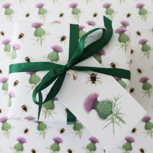 Thistle Gift Wrap