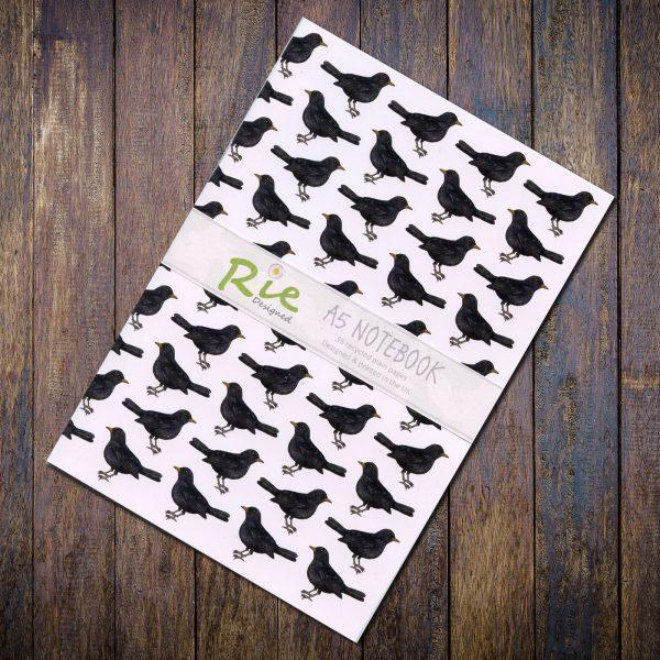 blackbird a5 notebook
