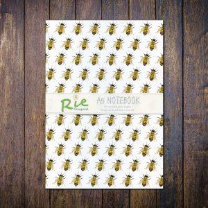honey-bee-notebook