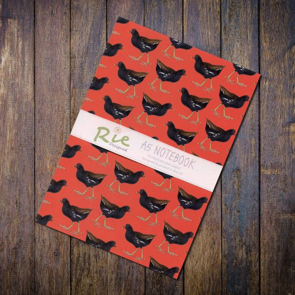 moorhen a5 notebook