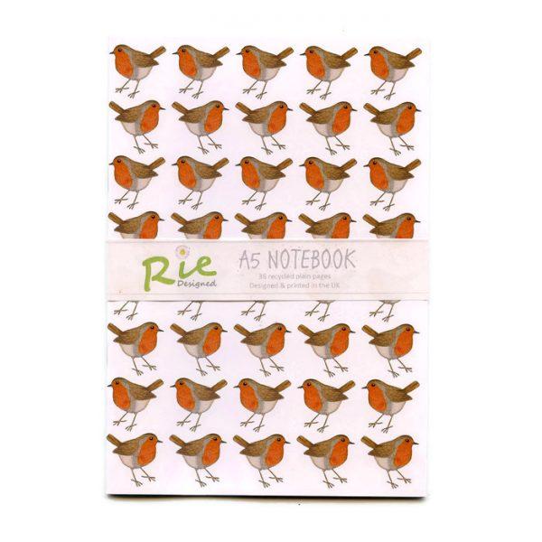 robin a5 notebook