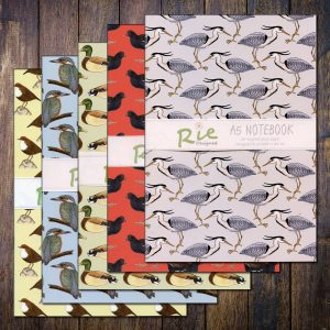 water birds notebook set