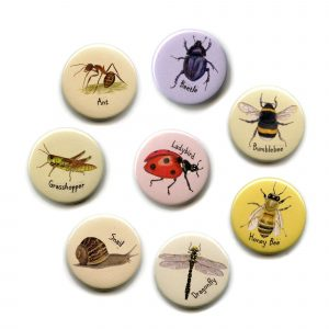 Set-insect-magnets