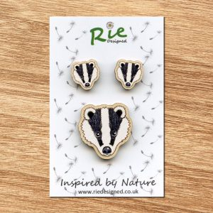 badger-face-set