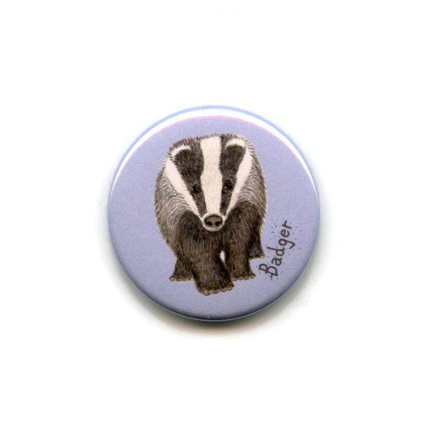 badger fridge magnet