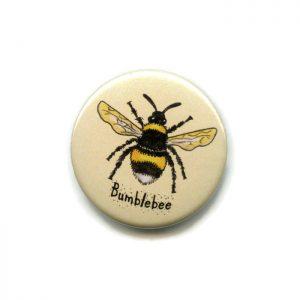 bumblebee fridge magnet