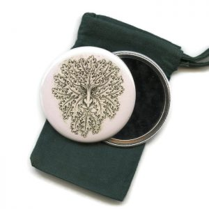 greenman pocket mirror