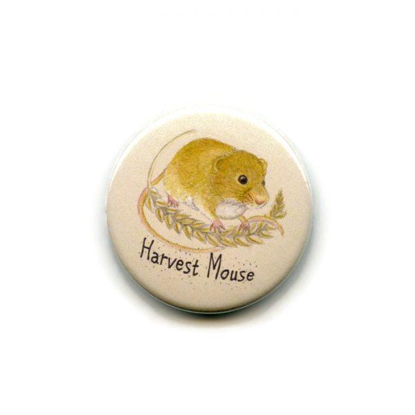 harvest mouse fridge magnet