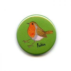 robin fridge magnet
