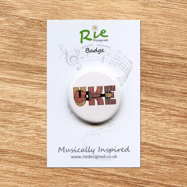 uke badge