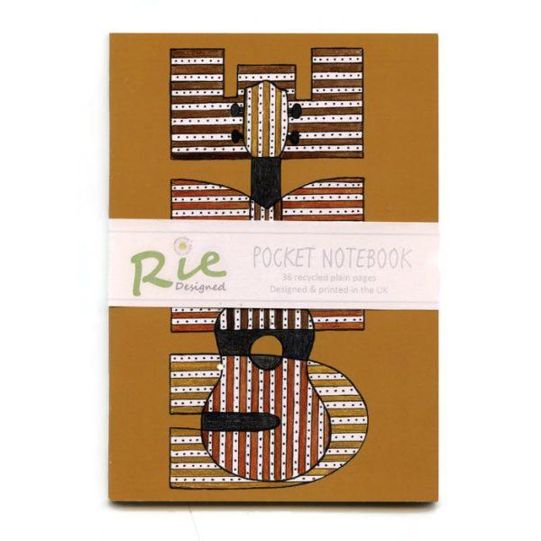 uke ukulele notebook