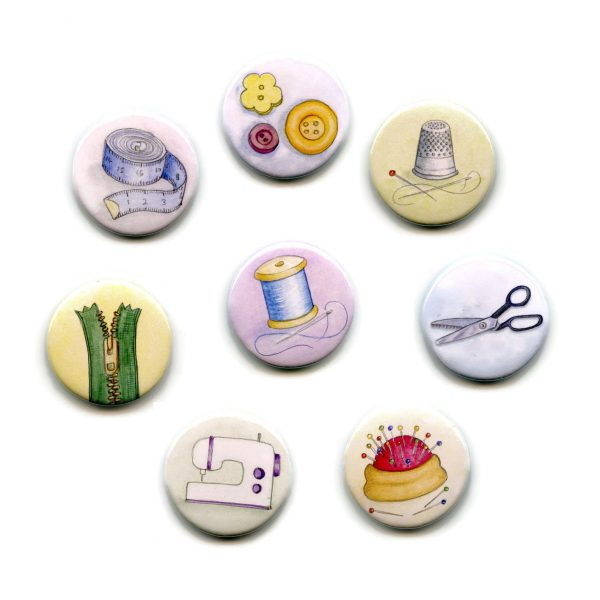 set sewing magnets