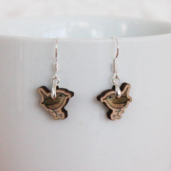 wren drop earrings