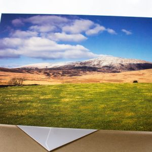 Cairnsmore of Fleet photo card