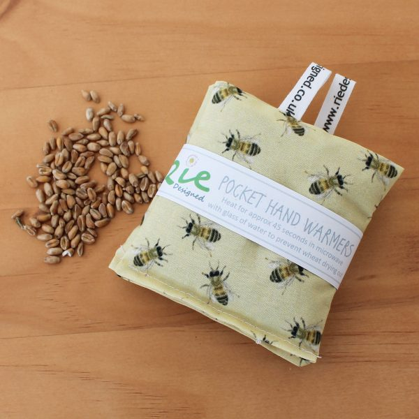 honey bee hand warmers