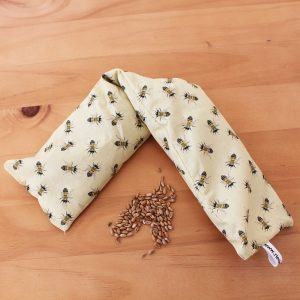 honey bee lavender wheat bag