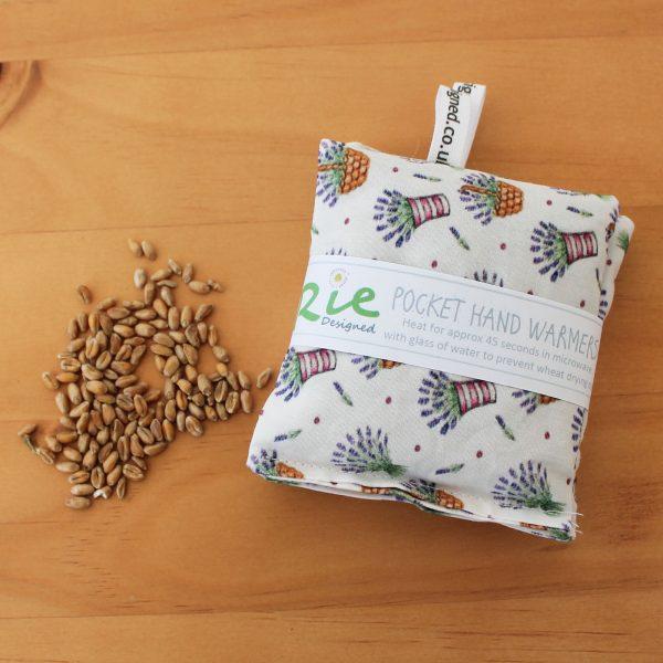 lavender microwaveable hand warmers
