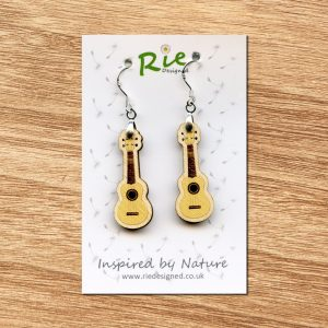 pale-wood-ukulele-earrings