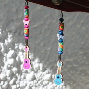 ukulele dangly charms