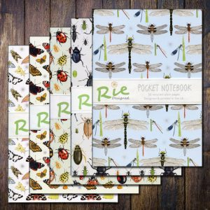 insect notebook pack