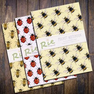 bees-ladybirds-and-bumblebees-notebooks