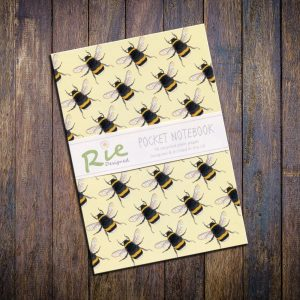bumblebees-notebook