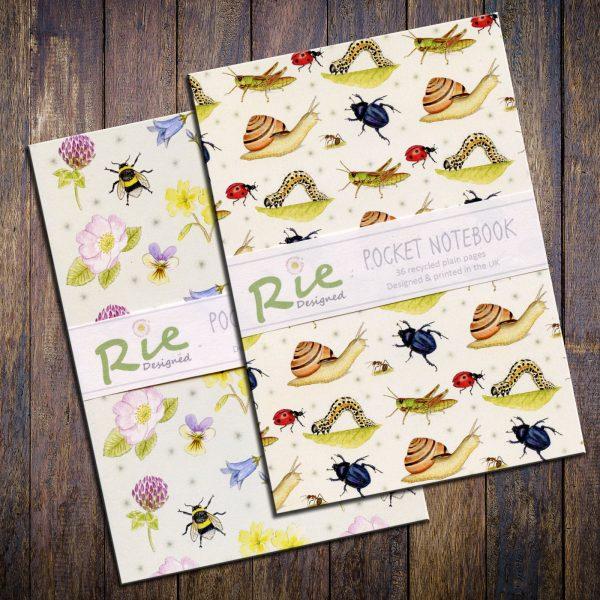 invertebrates-and-wildflowers-notebooks-2