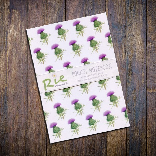 thistle-notebook