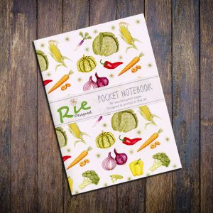 vegetable-notebook