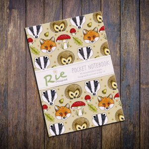 woodland-animals-notebook