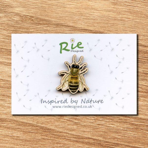 honey-bee-brooch