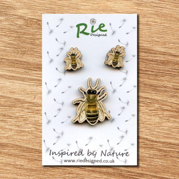 honey-bee-jewellery set