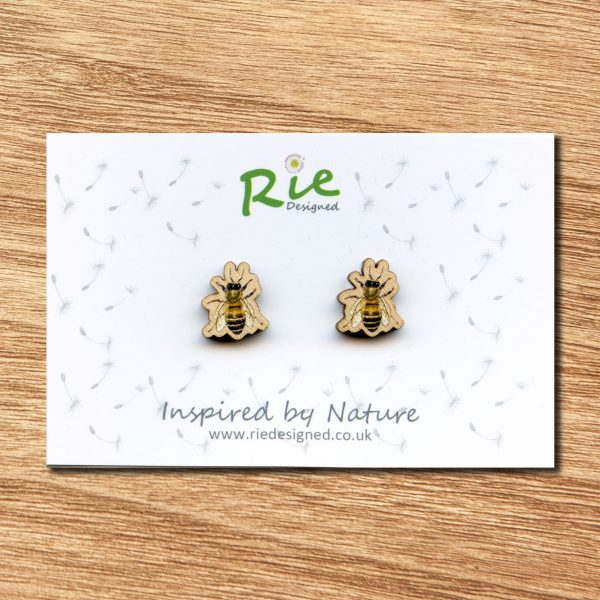 honey-bee-stud-earrings