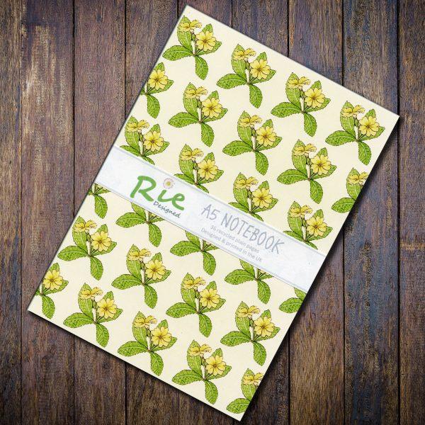 Primrose-notebook