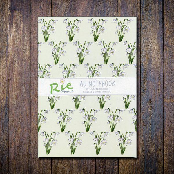 snowdrop-notebook