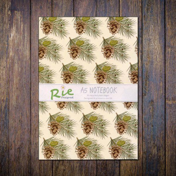 Scots-Pine-A5-Notebook