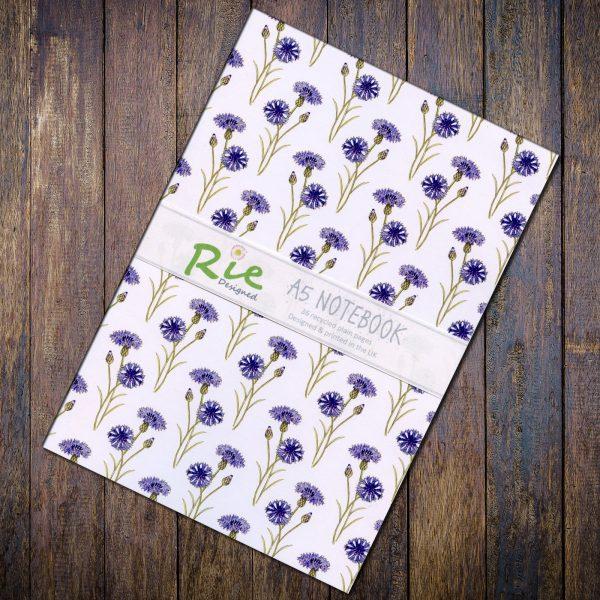 cornflower-notebook