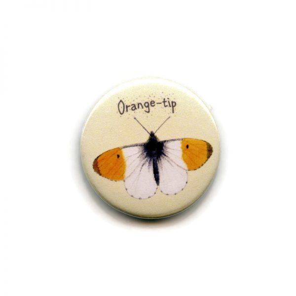 Orange tip magnet