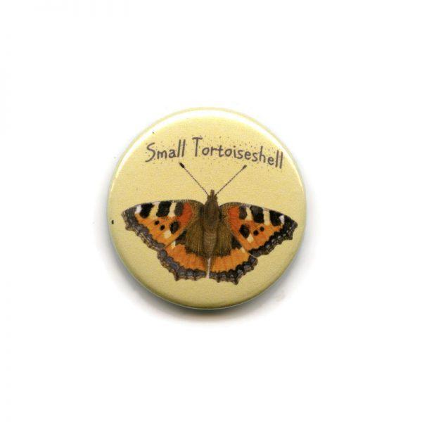 Small tortoiseshell magnet