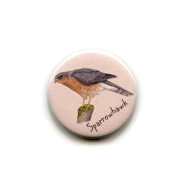 Sparrowhawk magnet