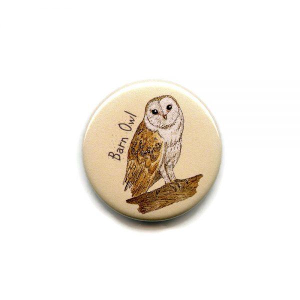 barn-owl-magnet