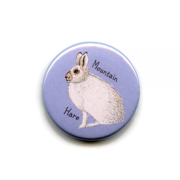 mountain hare magnet