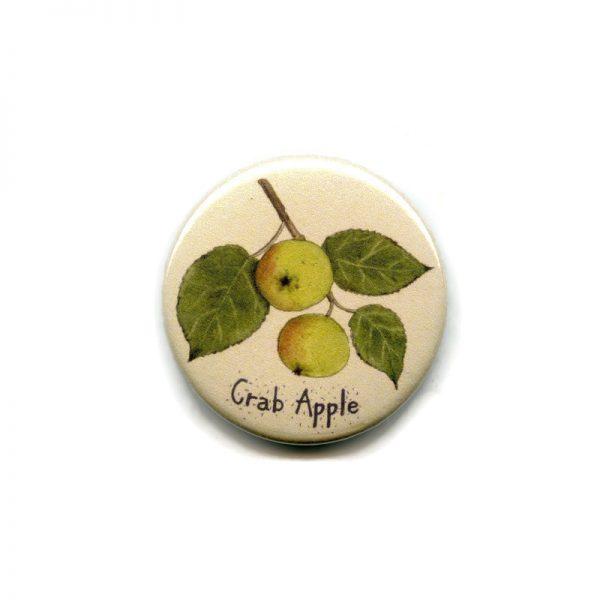 crab apple magnet